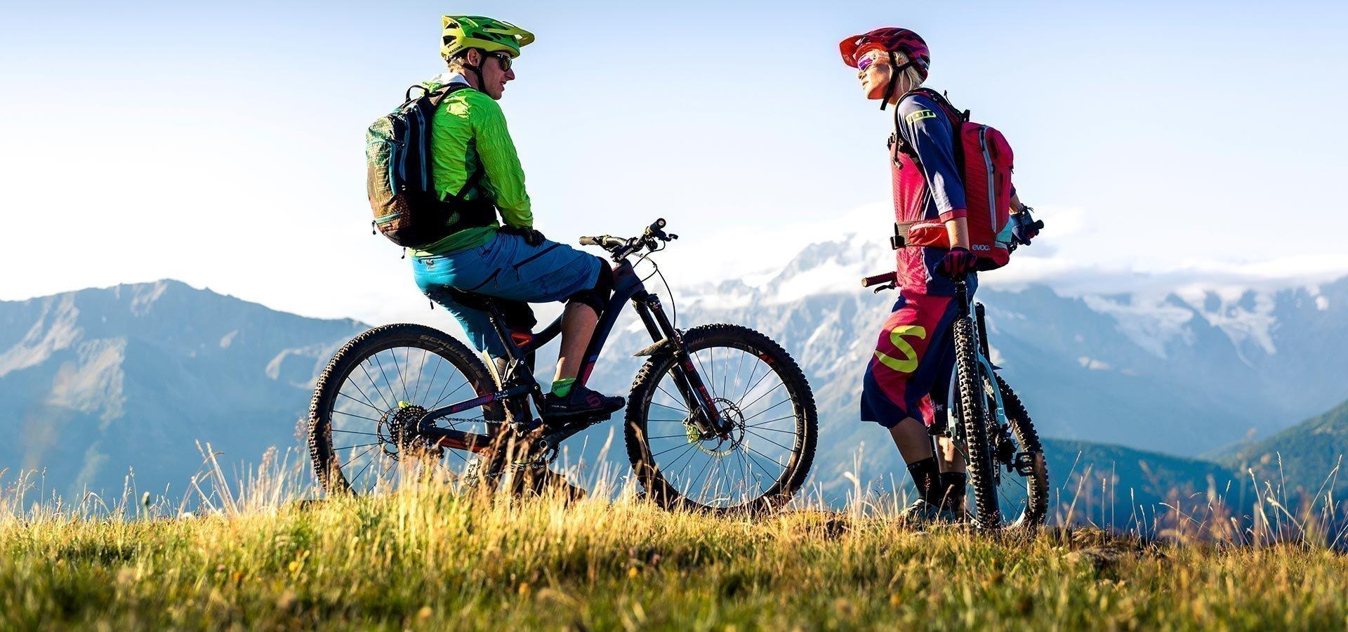 Aktivcamping in Südtirol Im Sommer in Vals Jochtal