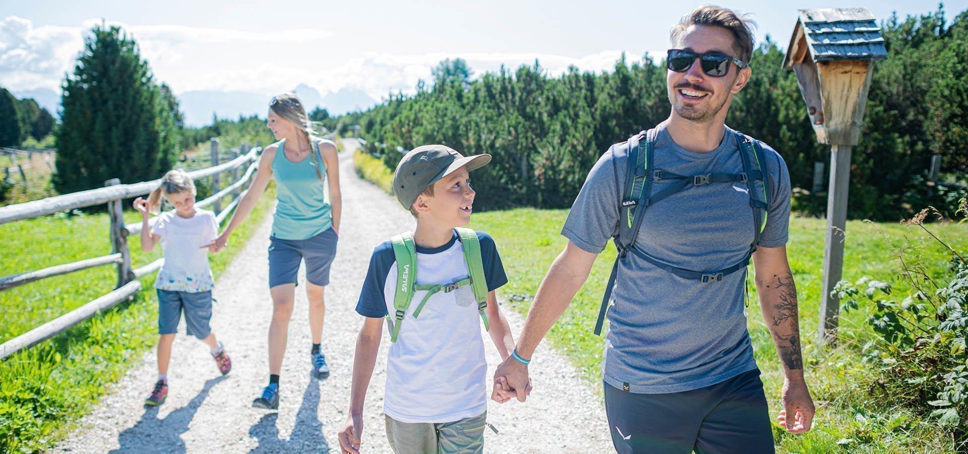 Camping mit Kindern in Südtirol - Kindercamping