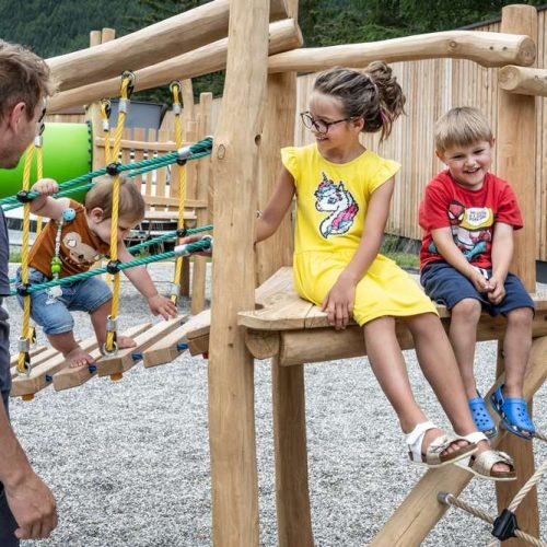 Campeggio con bambini in Alto Adige