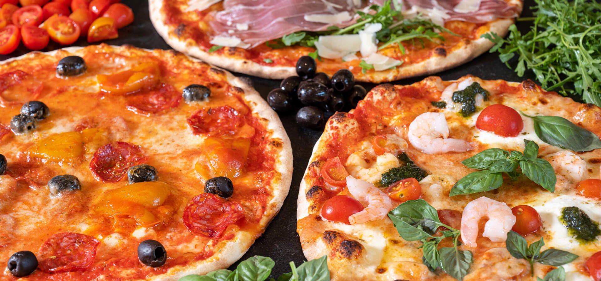 Camping mit Restaurant und Pizzeria
