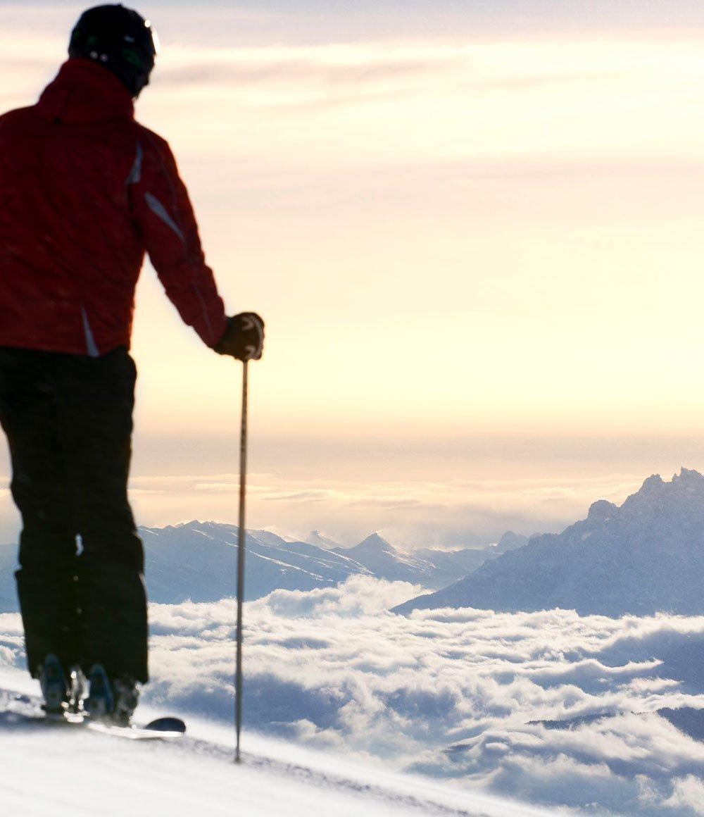 Firn, Ski & Schnee
